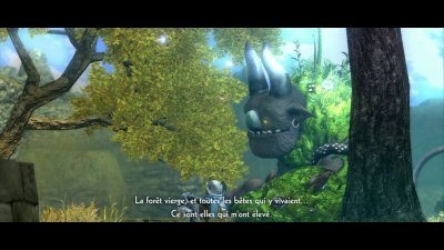 Majin and the forsaken kingdom   (mon test ) sortie le 26 novembre 2010