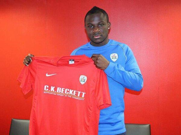 Emmanuel Frimpong a été transféré du coté de Barnsley.