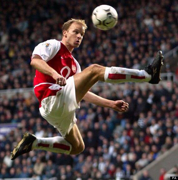 "Dennis Bergkamp "" A story of a legend """