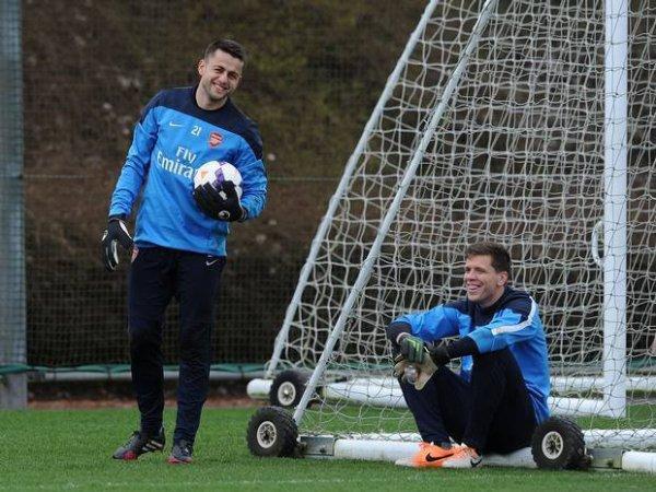 Joyeux anniversaire à Wojciech Szczesny (24 ans) et Lukasz Fabianski (29 ans).