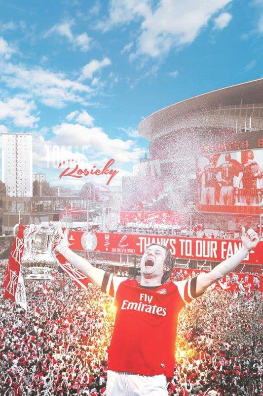 Il y a 8 ans jour pour jour , le petit Mozart débarquait à Arsenal.