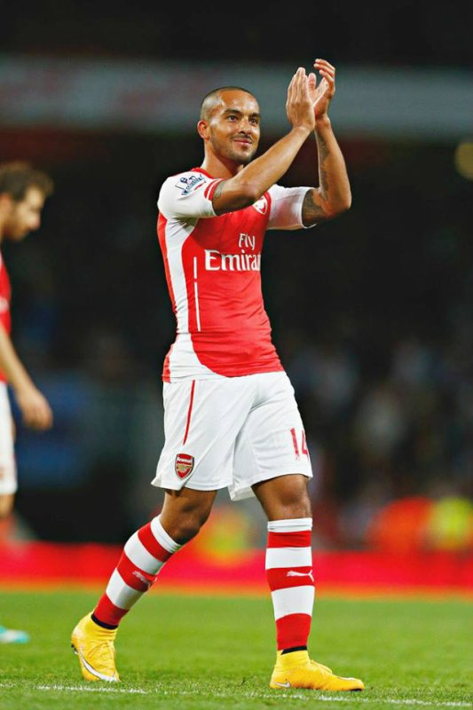WELCOME BACK THEO