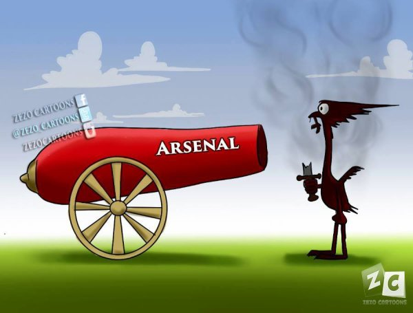 This is ARSENAL!