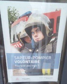 Sapeur-pompier pourquoi pas vous ?