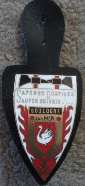 Pucelle Sapeurs pompiers de Boulogne sur mer (62)