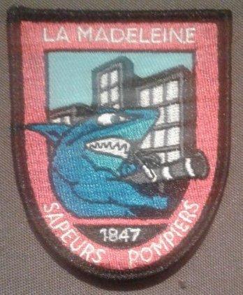 Ecusson CIS de La Madeleine (59)