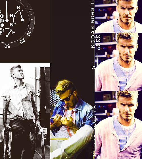 ♥ David Beckham ♥