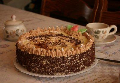 Gâteau Crème au Beurre - Blog de lArtisan-Patissier