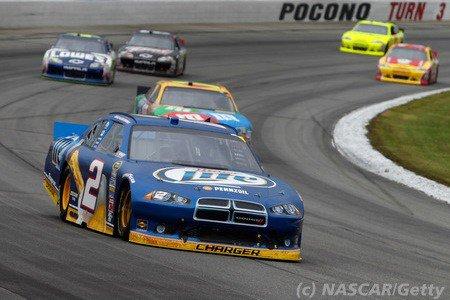 NASCAR - Keselowski en stratège
