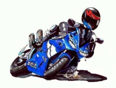 Dessin de moto 17 motard en force regarde bien dans - Dessin de motard ...