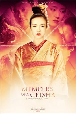Les Mémoires d'une Geisha
