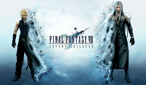 Final Fantasy VII Advent Children.............ファイナルファンタジ