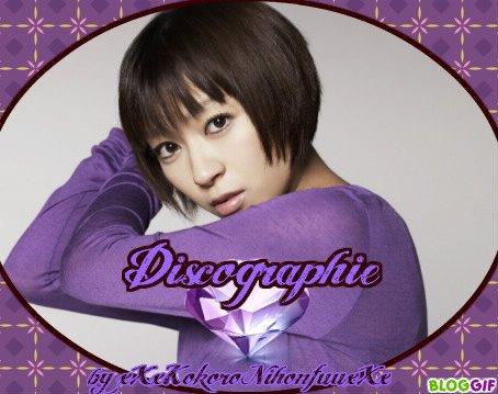 Utada Hikaru: Discographie