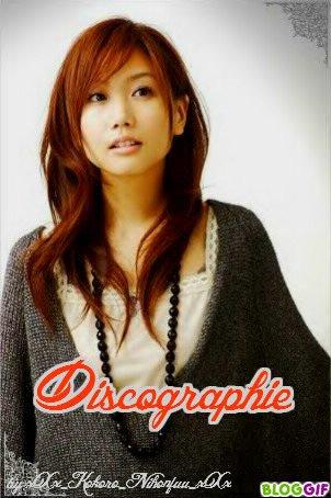 Ai Otsuka: Discographie