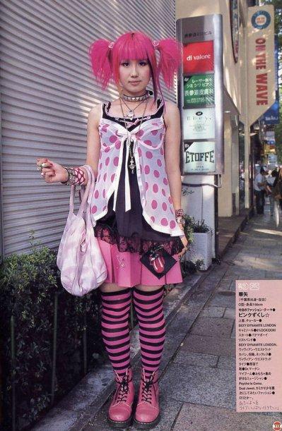 La Mode Japonaise Lolita Partie 2