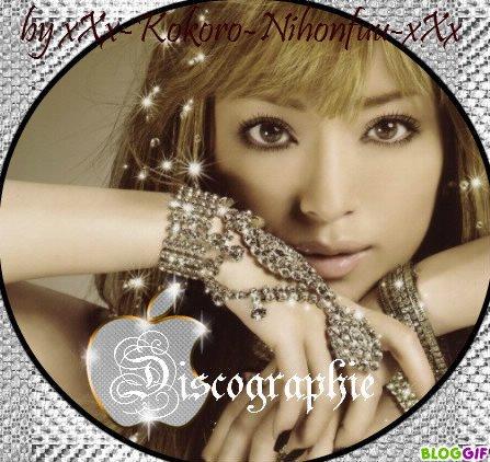 Ayumi Hamasaki: Discographie