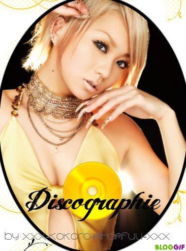 Koda Kumi: Discographie
