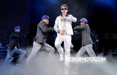 Justin Bieber ...&La vie d'une Pop-star