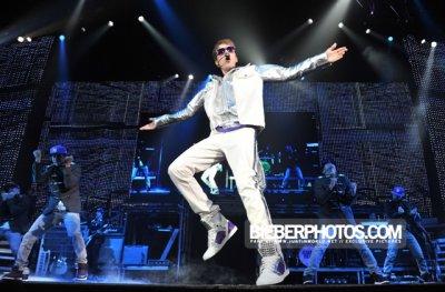 Justin Bieber, le 29 mars 2011