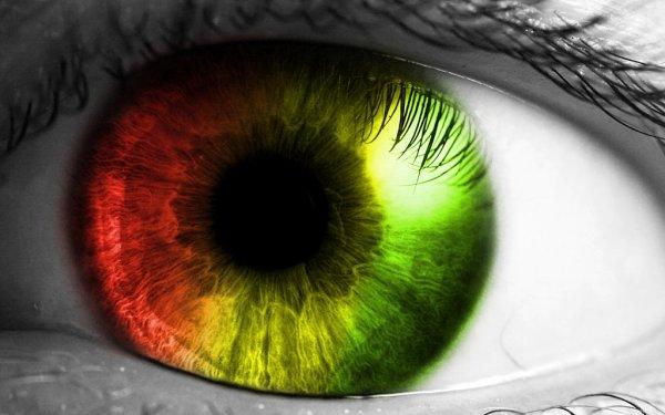 je veux avoir les yeux de cette couleur