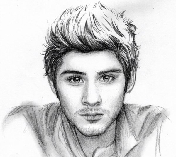 Imagine zayn l 39 amour en dessin blog de nanou love1d - Dessin fille et garcon ...