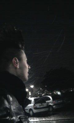 Moi Sous la Neige