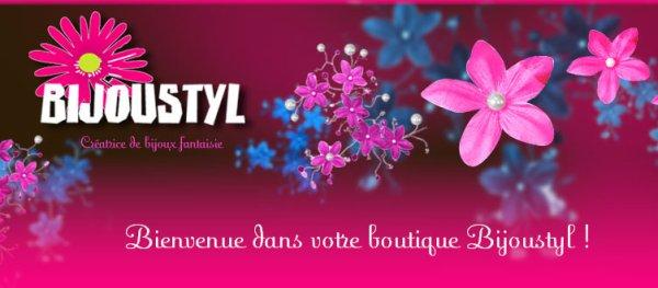 Portes Ouvertes à l'Atelier-Boutique Bijoustyl à Nousty le 18 et 19 aout de 15h à 20h