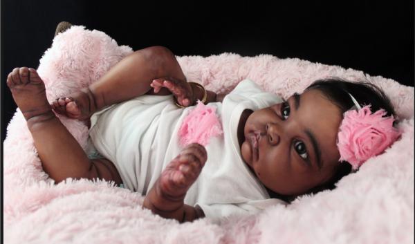 Petite Reborn Américaine, Bambou Nelly arrivera a la maison bientôt  ,