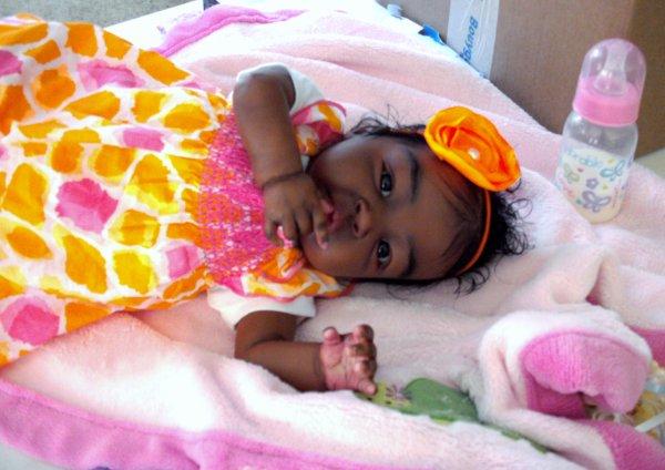 Le défis Bébé Reborn de principessa-noeliah