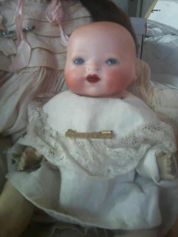 un bébé Germany M.B 500/2/O.X.K