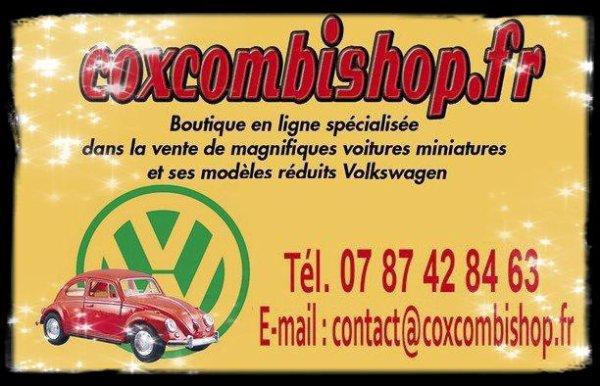 Coxcombishop.fr