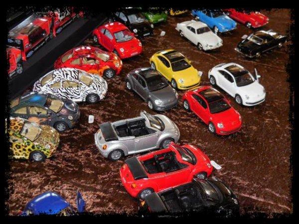 Exposition De Cox & Combi Miniature c'est Magnifique