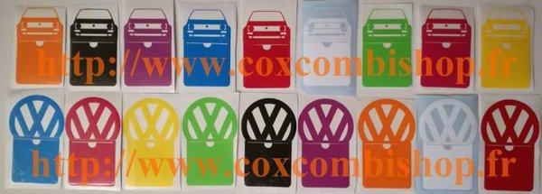 Stickers Portes Vignettes