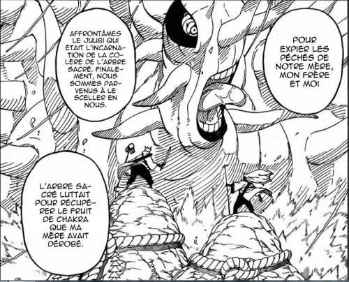 La honte de Naruto !