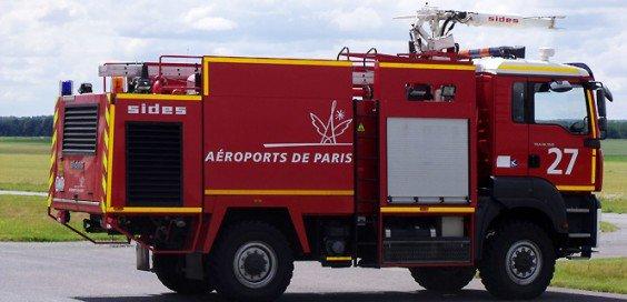 Pompiers aéroportuaires