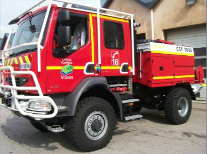 CCF 2000