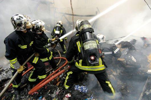 La brigade de sapeurs-pompiers de Paris  Secourir la population