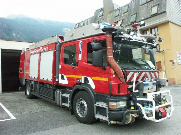 Pompiers du 73