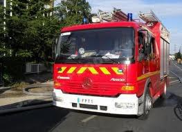 Les Sapeurs-Pompiers de Paris, qui sont intervenus très rapidement