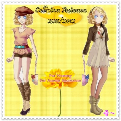 -Collection Automne 2011/2012-