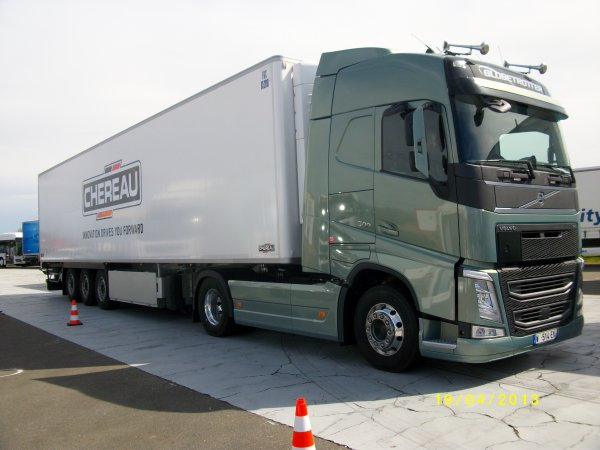 NEW FH 16