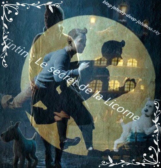 Critique sur Tintin et le secret de la licorne !!