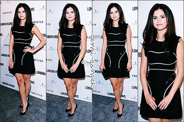 . 15/04/13: Selena a été vue dans la boutique « Dolce & Gabana ».           Découvrez la nouvelle photo promo pour sa tournée Mondiale « Star Danse Tour 2013 ».        .