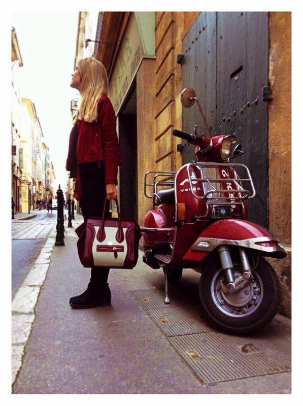 Clari est à Aix-En-Provence!