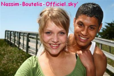 Toni (Nassim Boutelis) et Chris (Leslie Lavandier)