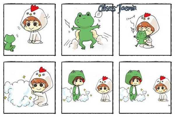 The princess and the Frog ~