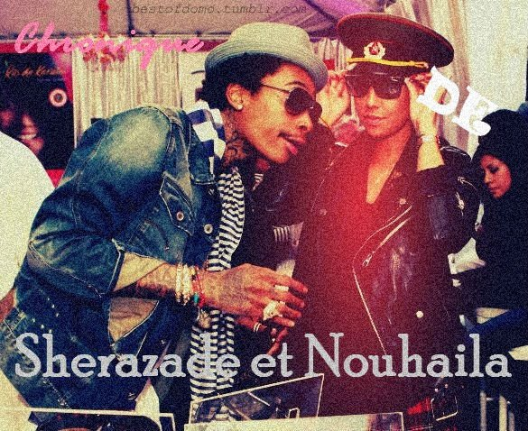 Partie 3: Chronique de Sherazade et Nouhaila