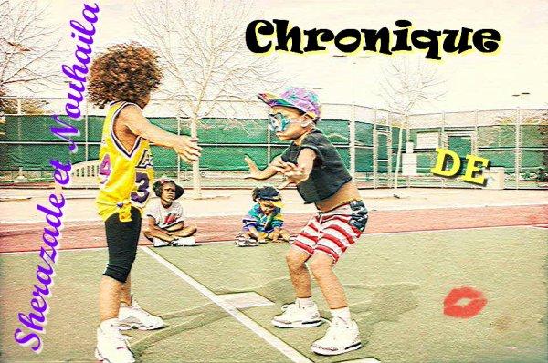 Partie 5: Chronique de Sherazade et Nouhaila