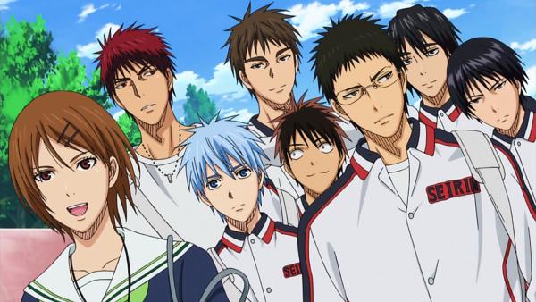 Équipe de Seirin
