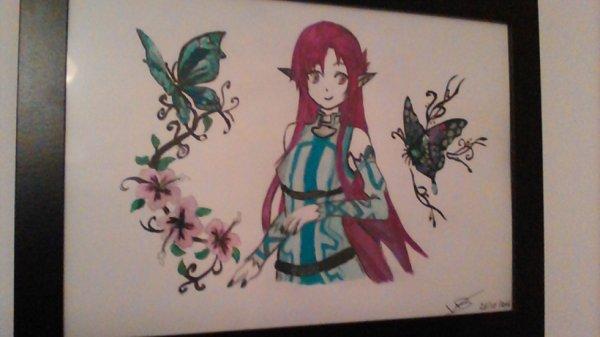 Ma seconde peinture